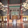 062_Seoul City  Changdeokgung Palace  Injeongjeon  Main palace hall  King and officials would gathers for conferences and to receive foreigh envoys jpg