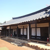 352_Jecheon  Cheongpung Cultural Properties Complex  Nobleman Wooden House  Line type building  The structure has floors in front of rooms jpg