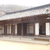 263_Korean Folk Village  Nobleman's Mansion in the Central Region  1861  Luxurious house called 99-kan mansion jpg