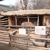 227_Korean Folk Village  Commoner's House in the Southern Part  Many rooms to be used as workshops or storage for making products of straw, willow and bamboo jpg