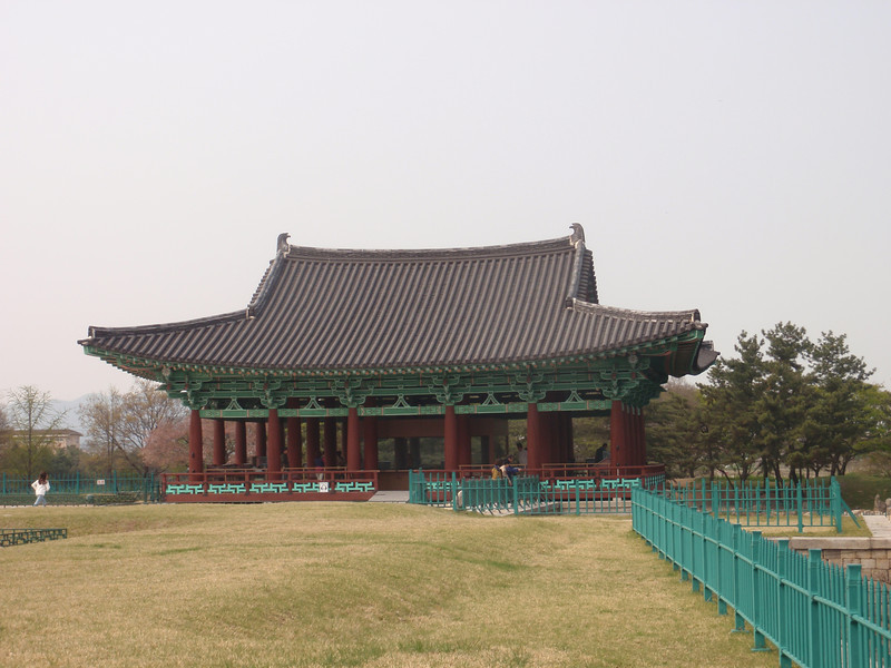 603_Gyeongju  Anapji Pond  935AC  A pleasure garden to commemorate the unification of the Korean peninsula under Shilla jpg