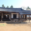 358_Jecheon  Cheongpung Cultural Properties Complex  Commoner's House  Inverted L-shaped  Tile-roofed house with half-hipped roof jpg