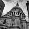 St Paul's from Paternoster square