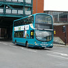 Arriva Midlands 4211 120730 Derby