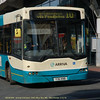 Arriva North West 2563 100302 Manchester [jg]