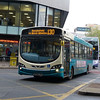 Arriva North West 2949 131127 Manchester