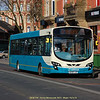 Arriva North West 3023 100310 Wigan [jg]
