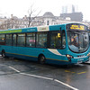 Arriva North West 3099 131212 Manchester