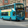 Arriva North West 4447 140702 Liverpool