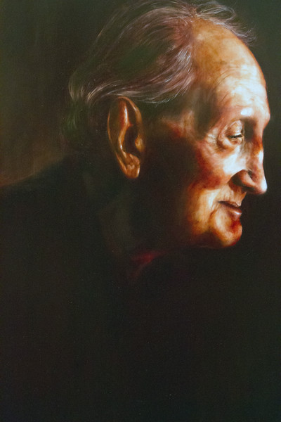 Archiibald Portrait Exhibition at the Art Gellery of NSW, August 2014