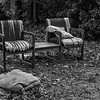 Chairs In The Rain