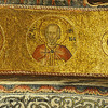 ancient byzantine mosaics from the ceiling of Saint Chora