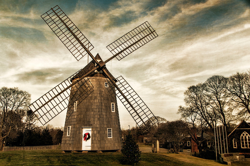 Old Hook Windmill