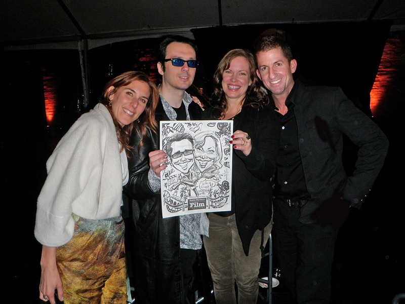 Profoundly unforgettably moved by these wonderful people- Amy Berg, Damien Echols,  Lorri Davis