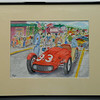 31  Watkins Glen Gran Prix, 1952 - watercolor, 10x14  DSCN2606s