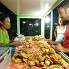 Sweets and Fried Goodies at Sanur Night Market - Bali, Indonesia