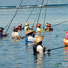Fishing in the Water - Sanur, Bali