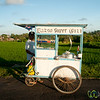 Soup Stand in the Rice Fields - Bali, Indonesia