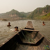 Floating Down the Shangu River - Bandarban, Bangladesh