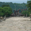 Front Ruins and Path - Preah Vihear Temple, Cambodia