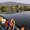 Inle Lake, Floating City