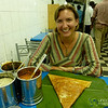Audrey Excited for Her First Masala Dosa in Kuala Lumpur - Malaysia