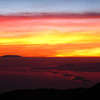 Sunrise on the peak of Mt. Rinjani — Lombok, Indonesia