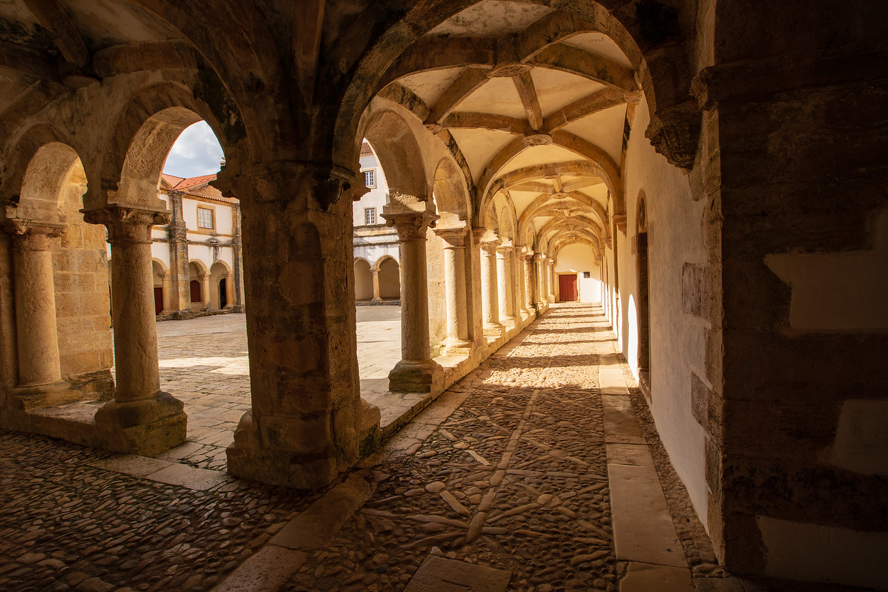 Convento de Cristo. (The Convent of Christ)