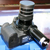 Starlight Xpress Superstar (Mono CCD) Autoguider with Teleskop-Services OAG9 - 9mm Off-Axis Guider and Canon 40D DSLR
