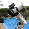 Setup for Partial Solar Eclipse - 29/4/2014