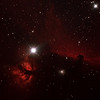 IC434 Horsehead Nebula near Star Alnitak - 21/12/2011 (Processed cropped stack)