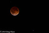 "Total Lunar Eclipse ""Blood Moon"" taken 4/15/14 at 2:39:23am."
