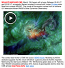 C9-Class Solar Flare and Magnetic Filament Eruption