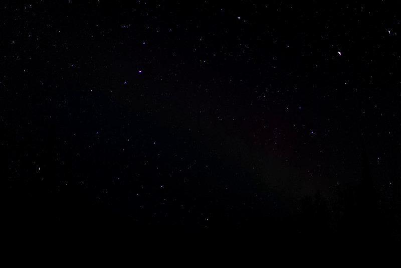 New Moon Aurora on March 11, 2013 - 20 sec time lapse clip
