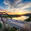 Pennybacker Bridge east view 2014