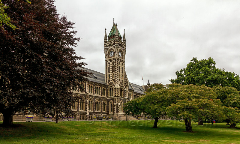University of Otago Registry Building