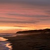 Sunset at Barwon Heads backbeach