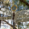 Alice Springs Mile Sign 1 - Northern Territory, Australia