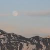 Bad Gastein Moon and Mountain 2