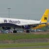 GZBAF A321 Monarch