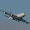 United Airlines 747