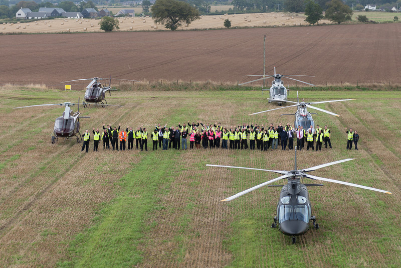 The Heliport Team