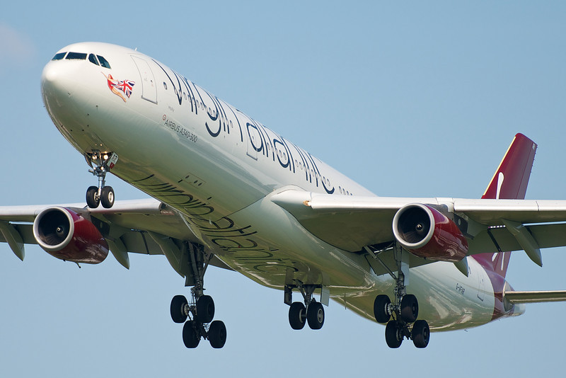 GVFAR A343 Virgin