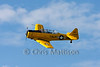 North American T-6G Texan reg G-DDMV.