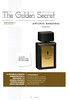ANTONIO BANDERAS The Golden Secret 2011 esp fiche VPC