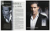 ANTONIO BANDERAS The Secret 2010 Spain spread (Schlecker drugstores) 'The new masculine fragrance'