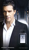 ANTONIO BANDERAS The Secret 2010 Spain (15 x 25 cm) 'The new masculine fragrance'