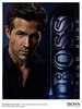 BOSS Bottled Night 2010 UK  'The new fragrance for men featuring Ryan Reynolds'