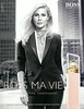 BOSS Ma Vie 2014 UK 'Strong - Feminine - Independent - The new fragrance for women featuring Gwyneth Paltrow'