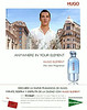 HUGO BOSS Hugo Element 2009 Spain (El Corte Inglés stores) 'Anywhere in your element - The new fragrance - Descubre la nueva fragancia de Hugo'